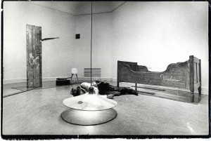 Installation initiation by Beuys, 1971. Photo: Ute Klophaus.