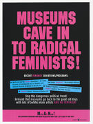 Museums cave in to radical Feminists