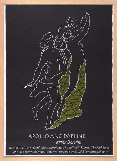 Apollo & Daphne, naar Bernini