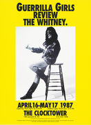 Guerrilla Girls review the Whitney