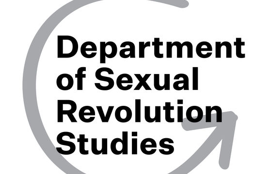 The Department of Sexual Revolutions Studies