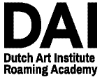 Dutch Art Institute Roaming Academy
